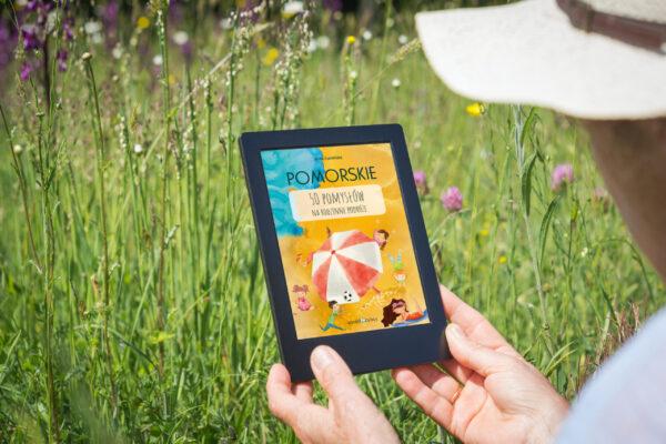 eBook Pomorskie: 50 pomysłów na rodzinne podróże